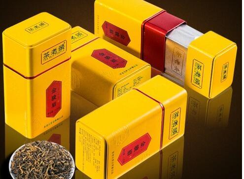 源自天然正品茶叶 茶老头TEA O